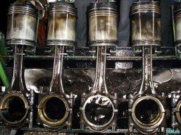 Капремонт двигателя Логан