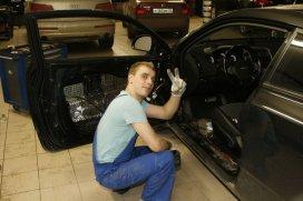 Диагностика и ремонт легковых